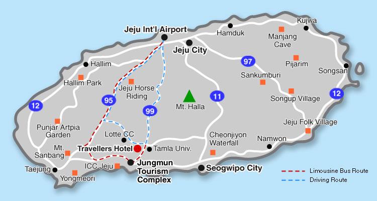Jeji Island Map